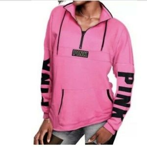 Vs PINK quarter zip size small